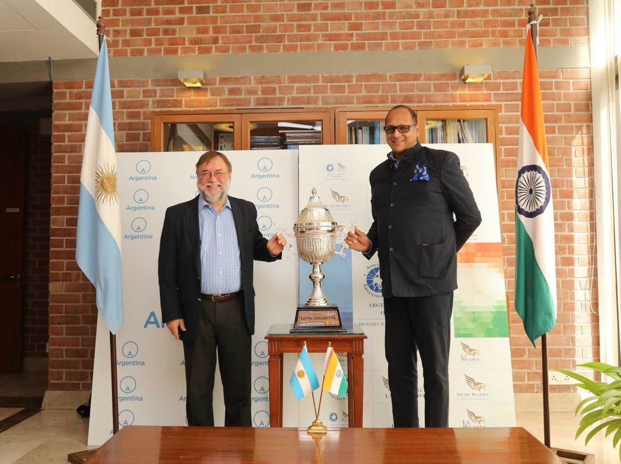 La Pegasus, Argentine Polo, Polo in Argentina, Argentine Polo International, Eduardo Novillo Astrada, Polo in Jodhpur, Polo in Gurgaon, Polo in Delhi, All Star Argentina players, High goal polo, highest goal polo in India, Sanjay Jindal, Argentina Em