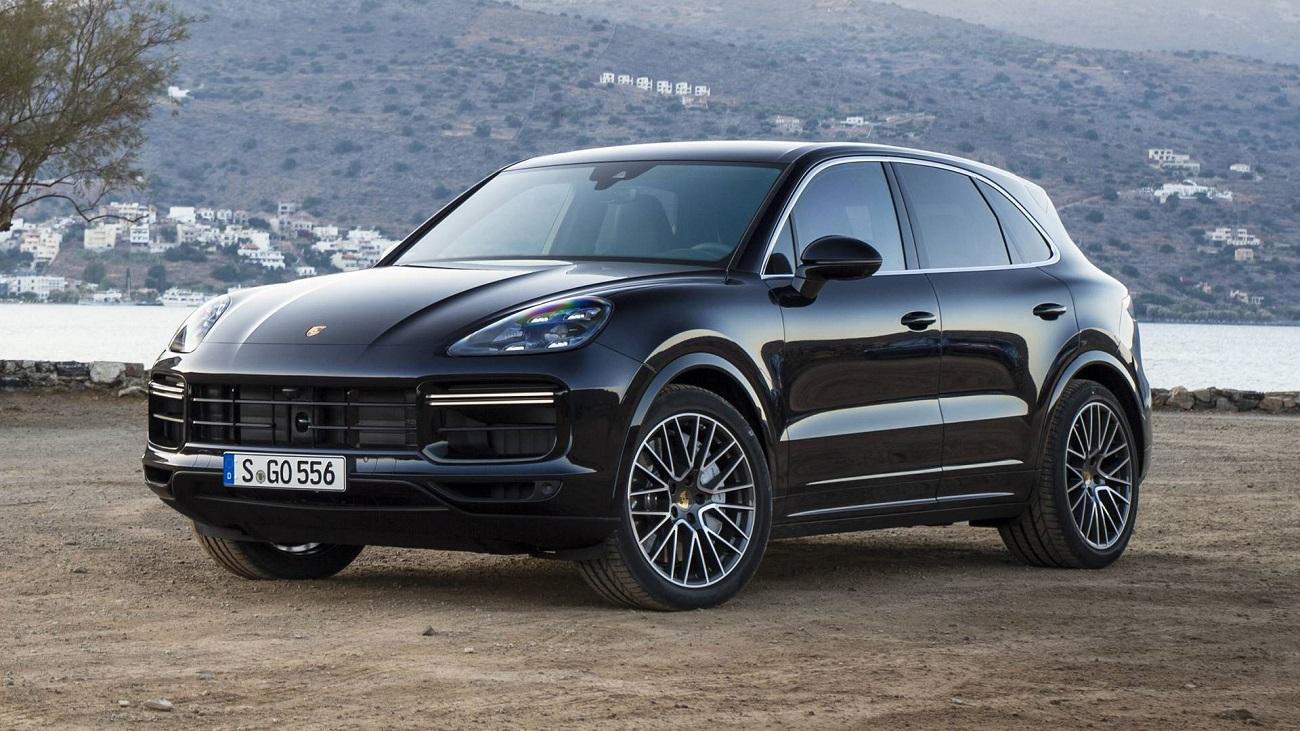 Porsche Cayenne, SUV, car model, automobile, Lamborghini, Maserati, Jaguar, Aston Martin, Apple carplay