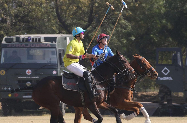 Day 3 Of Rajmata Gayatri Devi Cup
