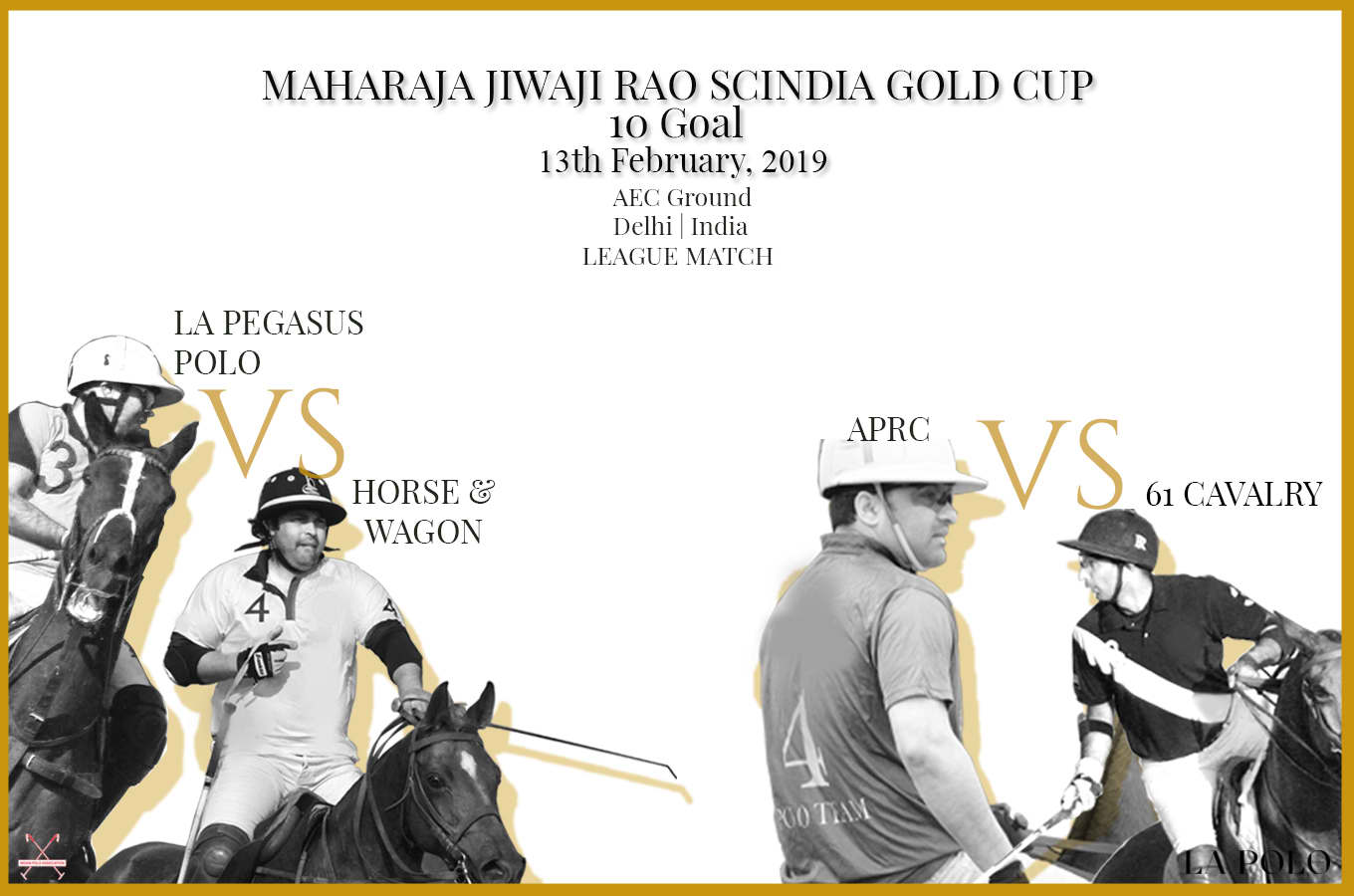 third day of Maharaja Jiwaji Rao Scindia Gold Cup