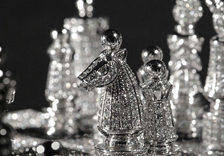 The Royal Diamond Chess