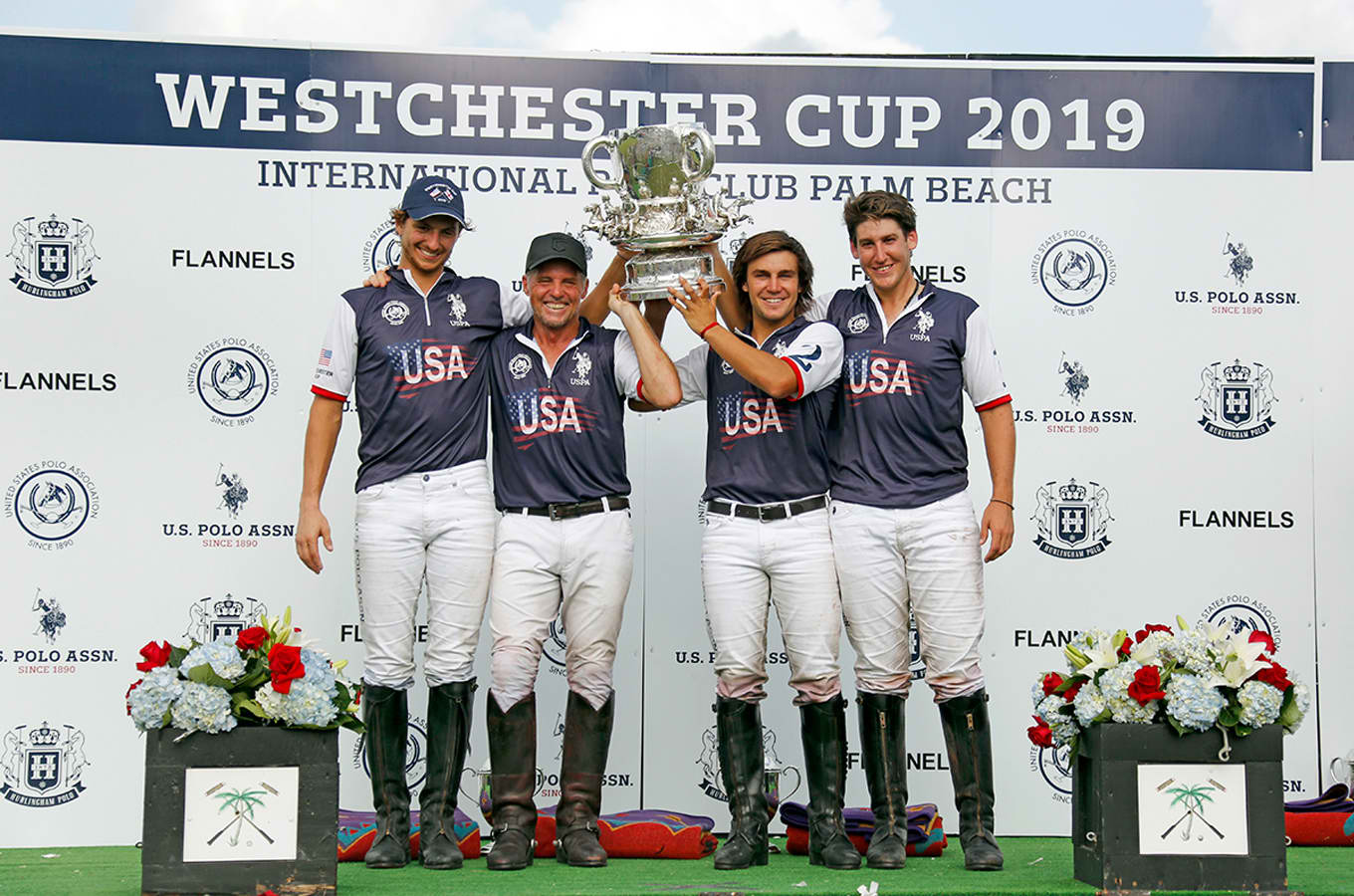 The Return of Westchester Cup to American Soil for the first time since 1992