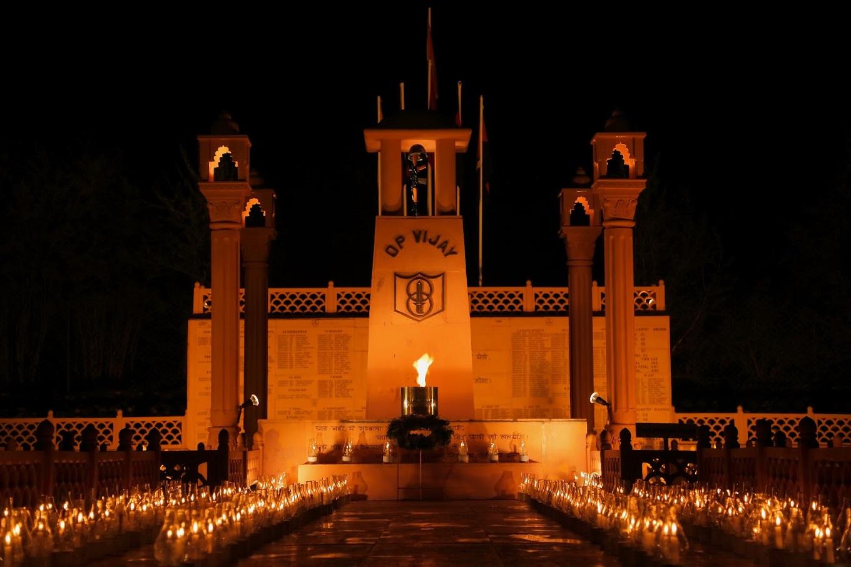 Dras Kargil Memorial