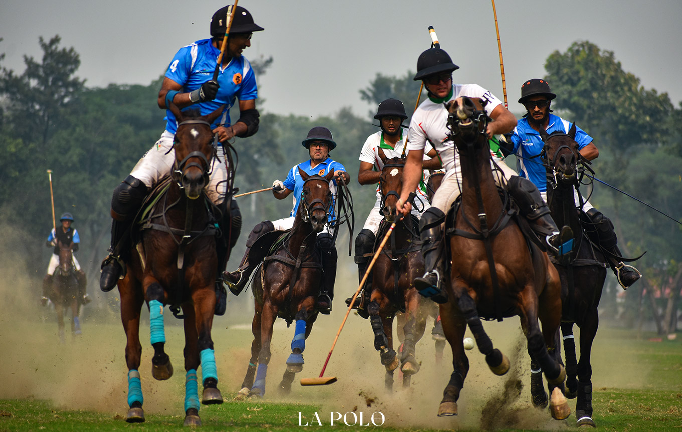 The Cross Semifinals Of Maharaja Sir Pratap Singh Cup