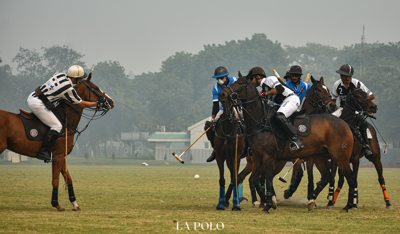 The Cross Semifinals Of Indian Masters