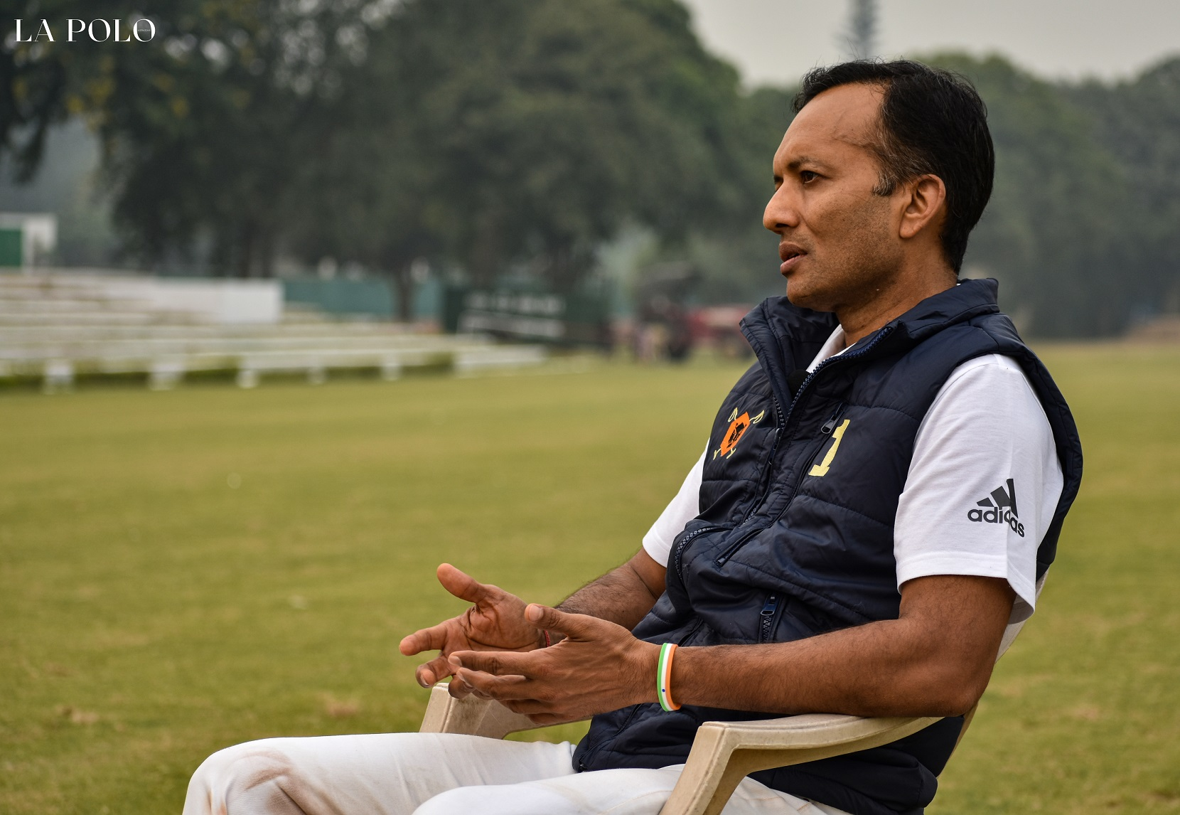 LA POLO IN CONVERSATION WITH NAVEEN JINDAL