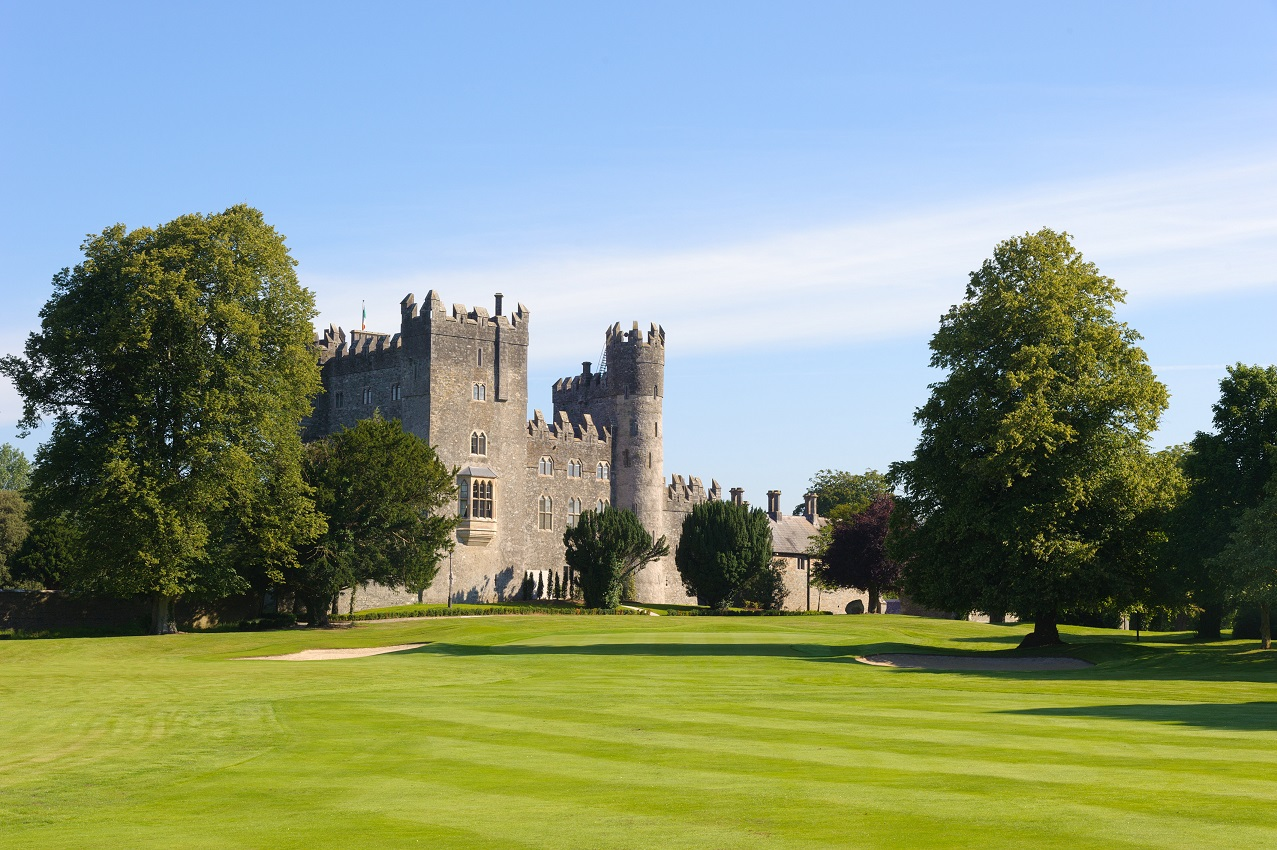 From The Magazine | The Kilkea Castle