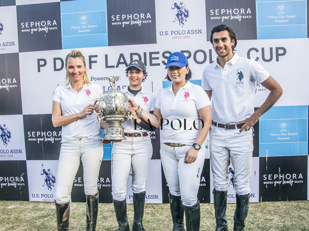 Jaipur welcomes the PDKF USPA Sephora Ladies Polo Cup
