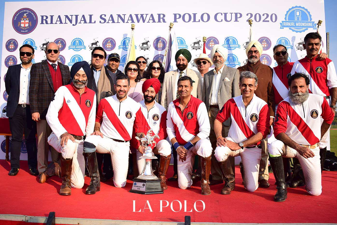 The Sanawarians Made A Comeback Through The Rianjal- Sanawar Polo Cup 2020