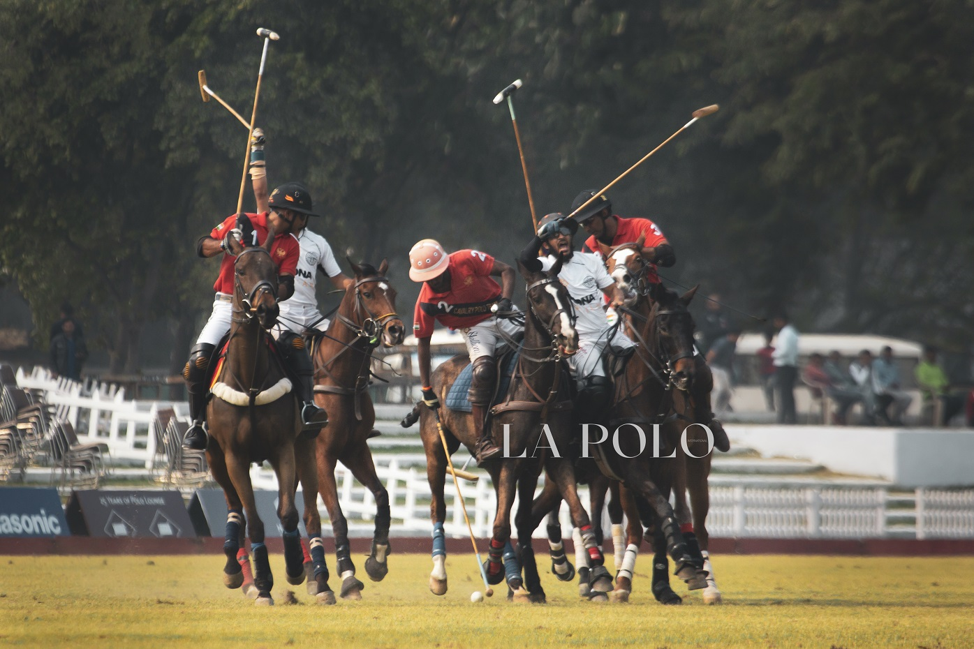 Four Teams Came Out To Battle In The Semi Finals Of The Maharaja Jiwaji Rao Scindia Gold Cup