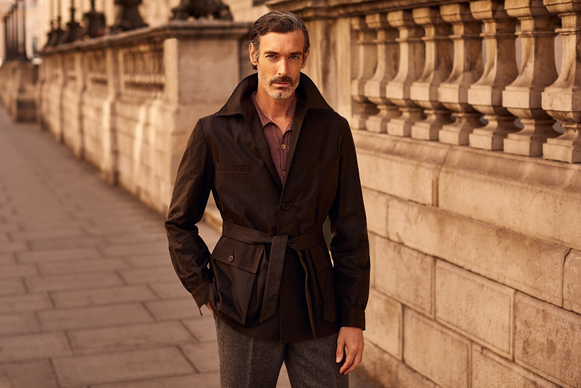 Yuri & Yuri offers a curated and understated way of refreshing and harmonising men's wardrobe, bringing together a relaxed casual look and handmade detail.