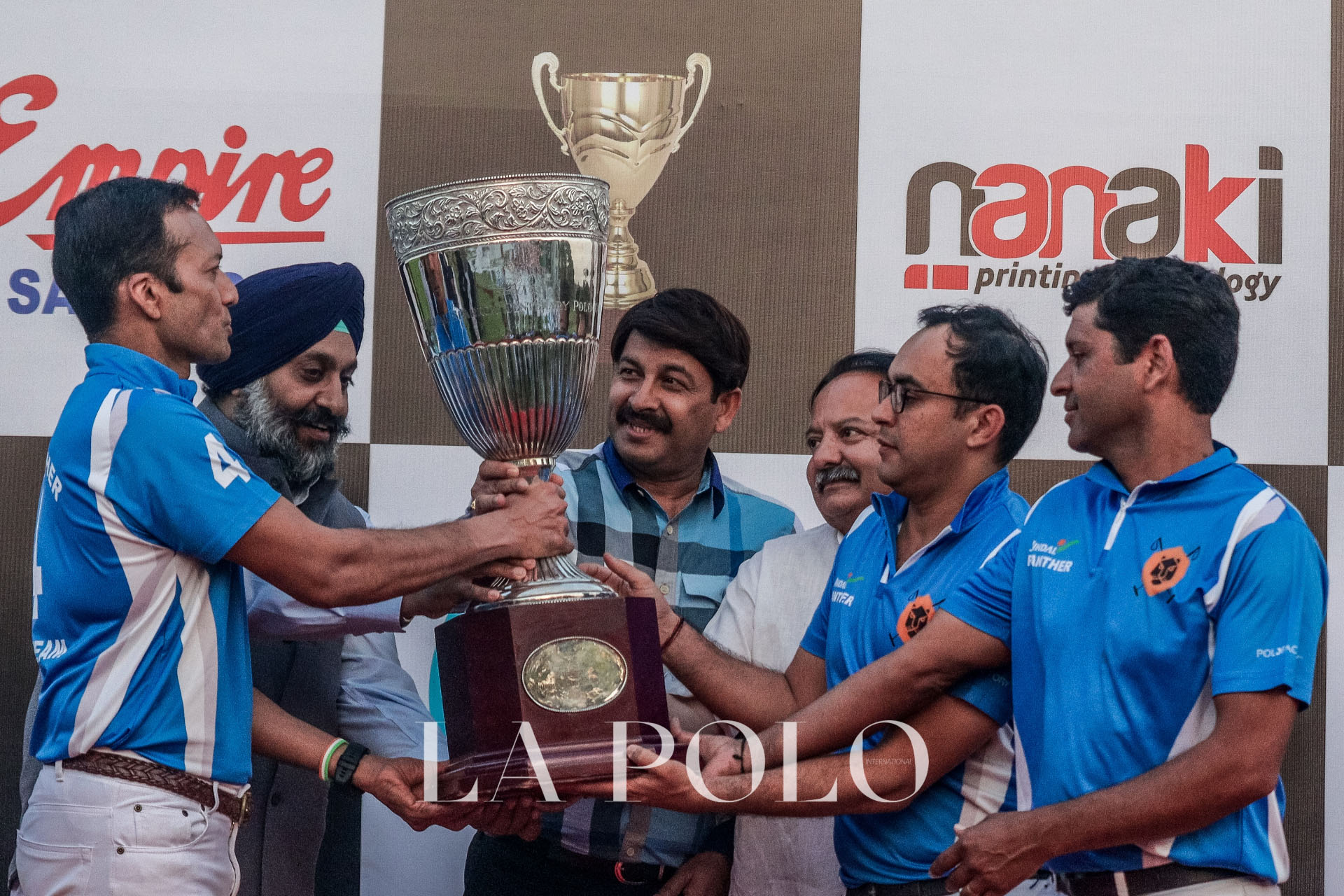 First Tournament Of The Delhi Spring Polo Season 2021- General Sparrow Cup