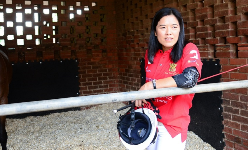 POLO PLAYER OF THE WEEK- LYNLY FONG