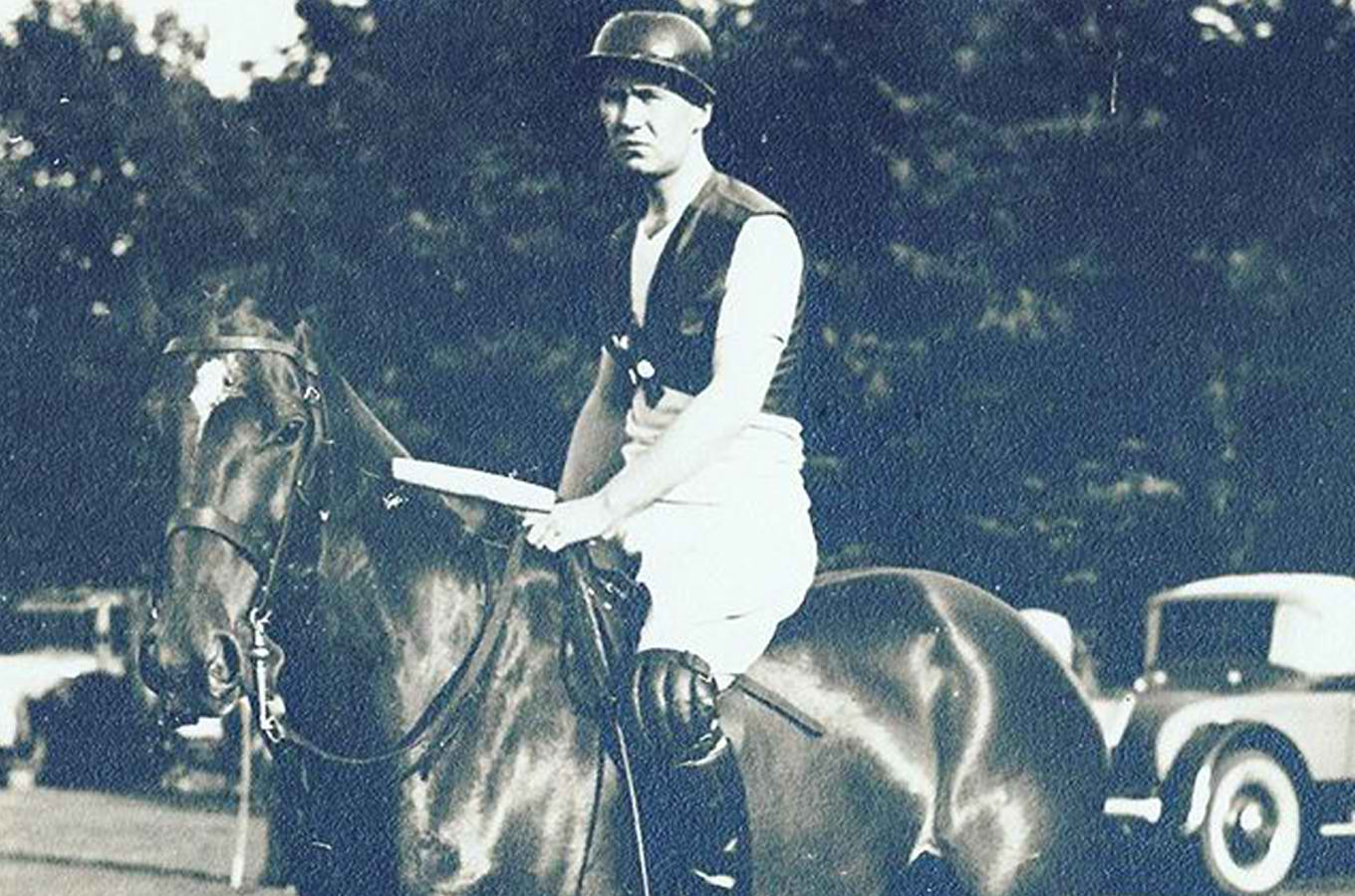 Philip L.B. Iglehart The life a Polo player