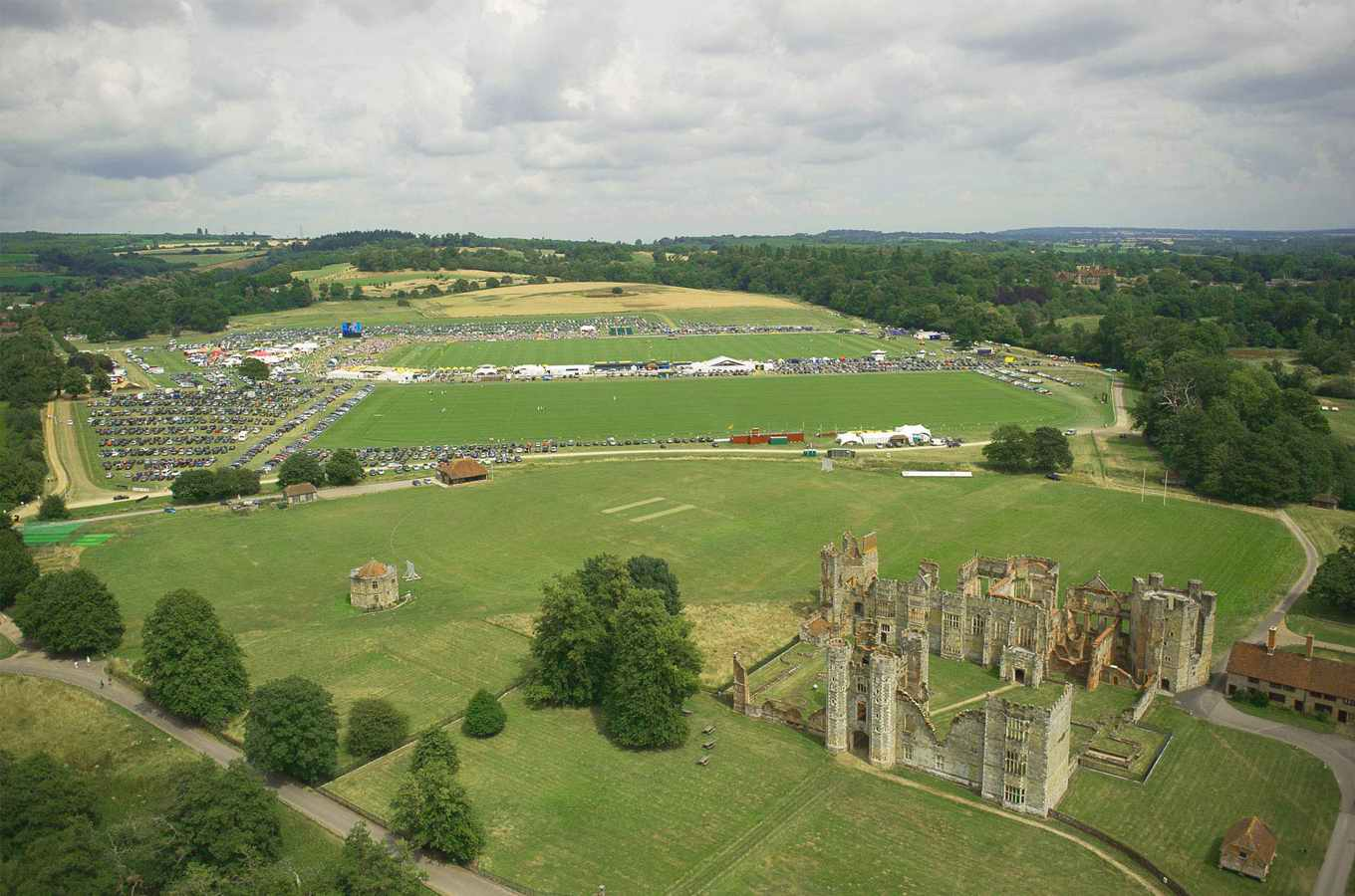 The Home Of British Polo: Cowdray Park Polo Club
