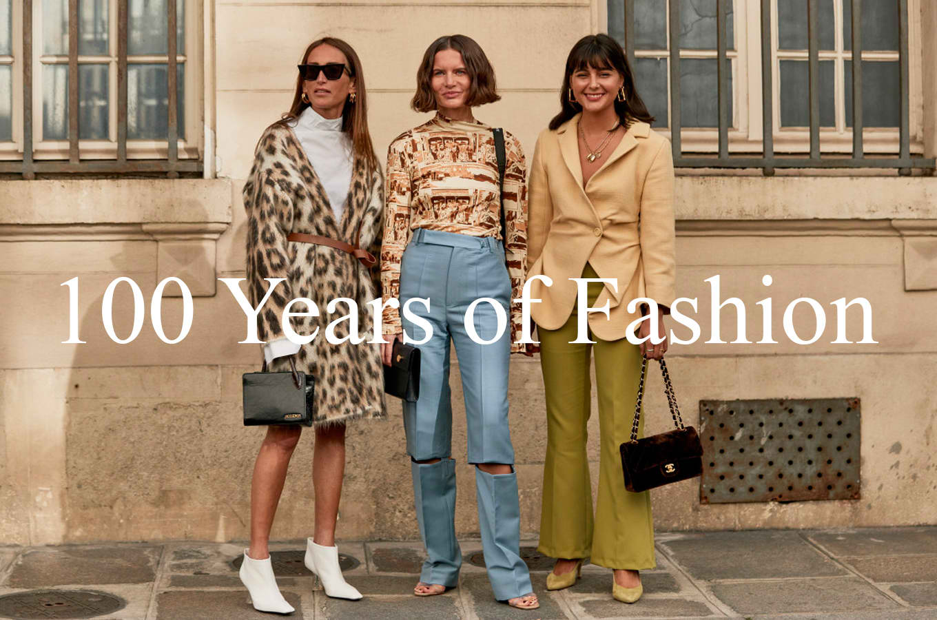 100 years of fashion trends how fashion has changed over