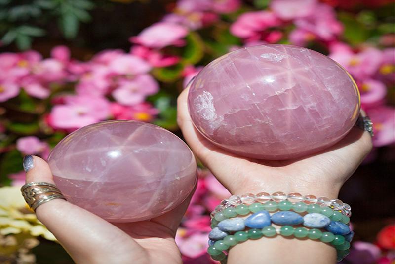 Rose quartz- The Stone Of Love