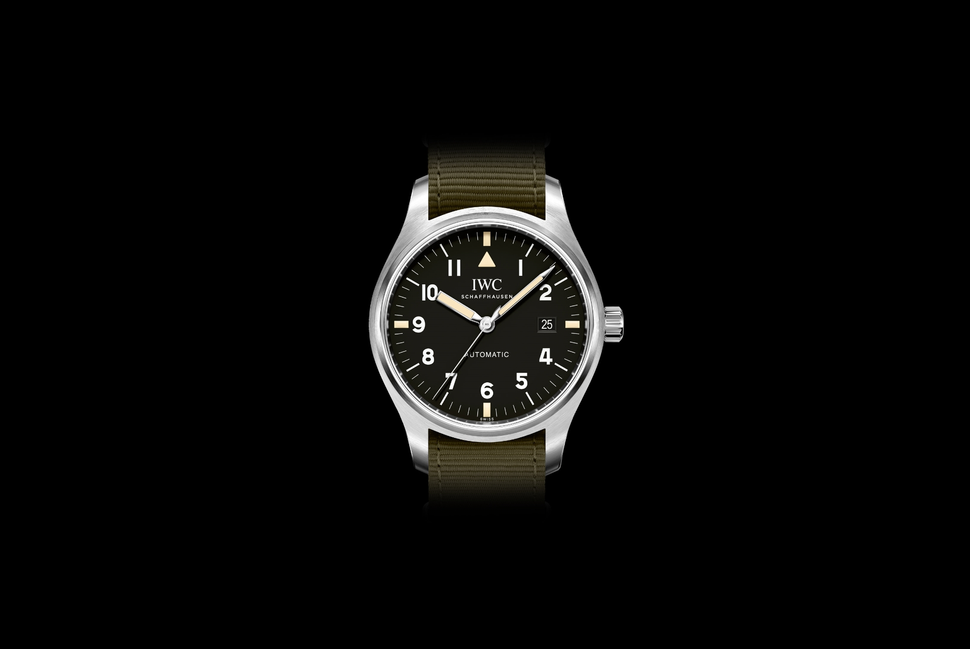 IWC's Pilot's watch mark XVIII, Hodinkee