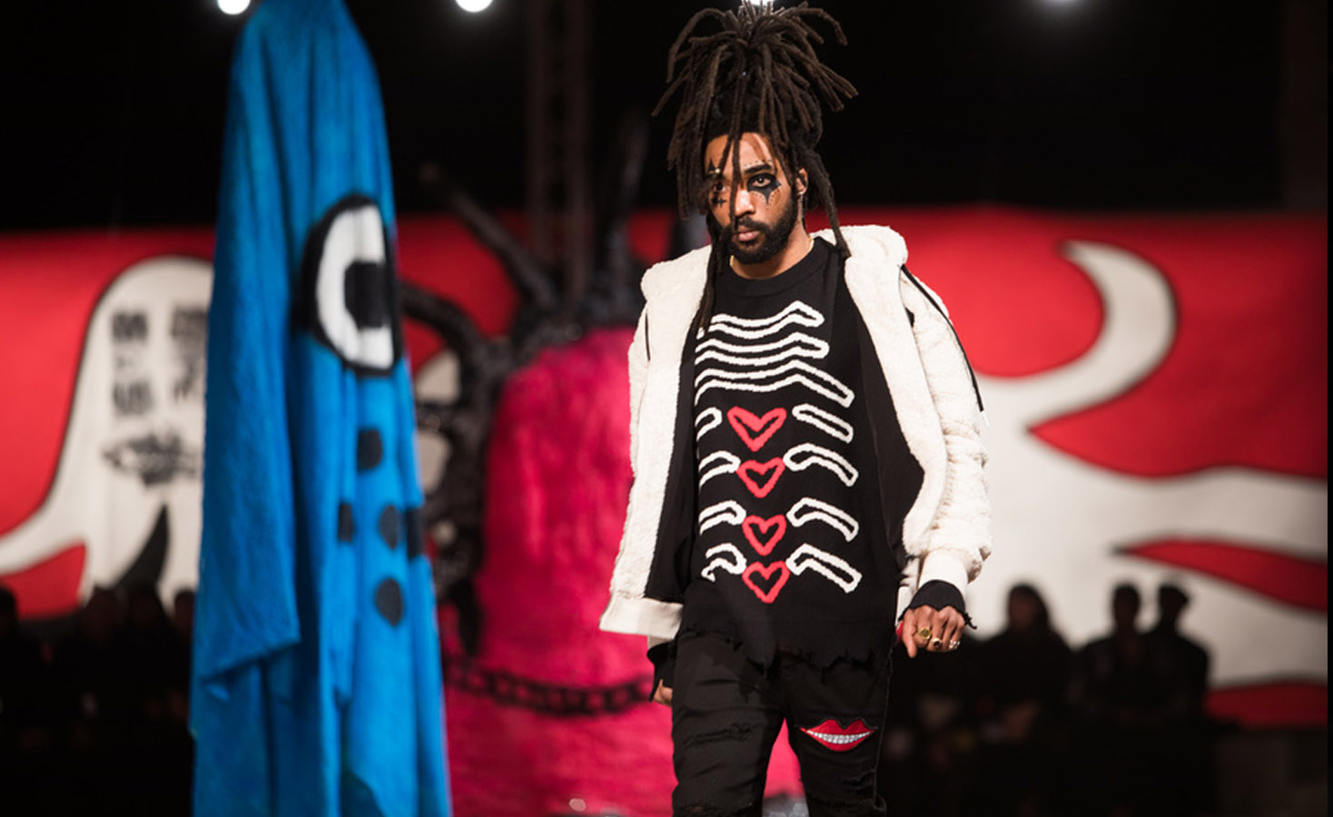 Latest And Greatest Of Menswear From Pitti Uomo : Art Meets Fashion