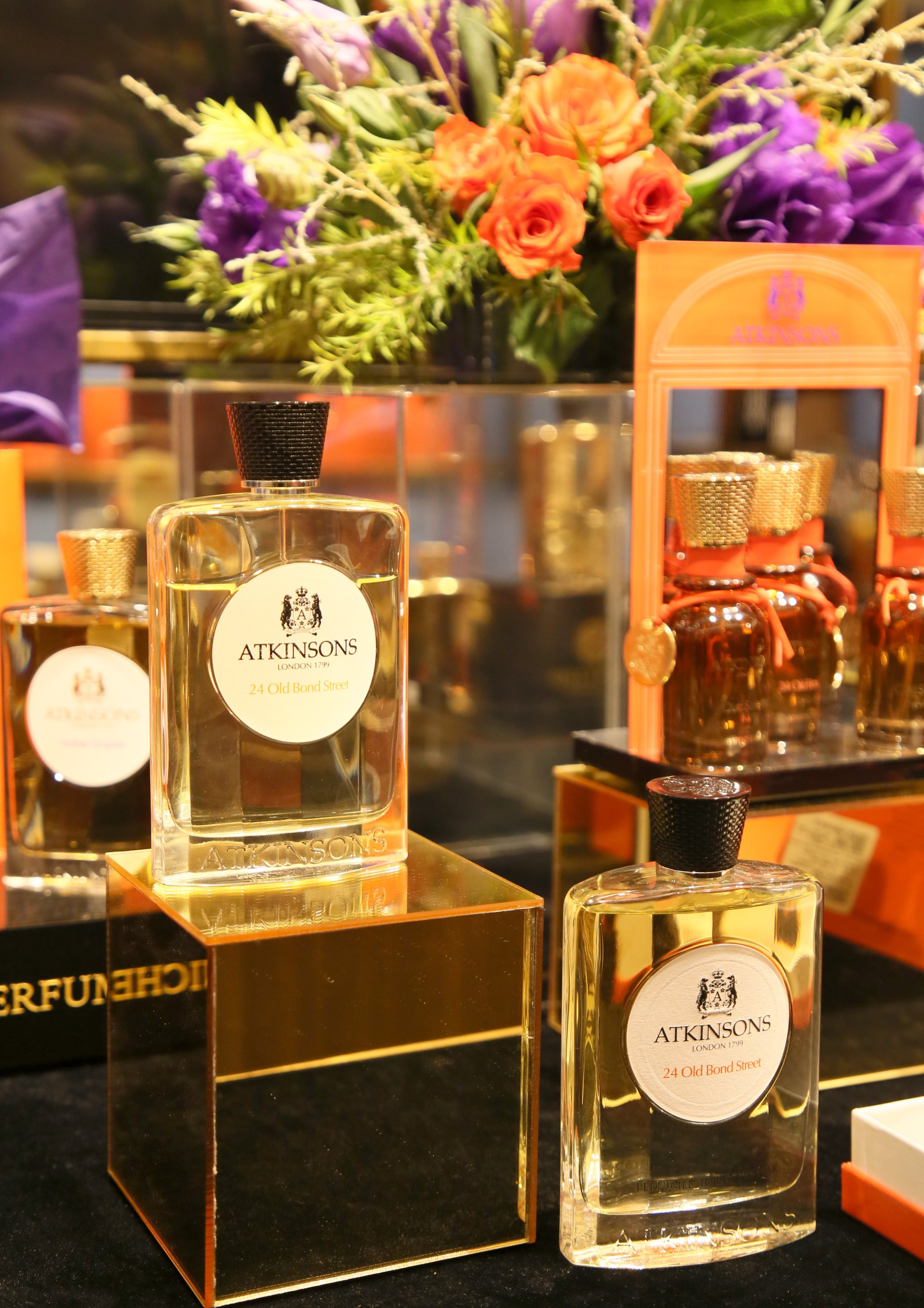 The Fragrance Of Atkinsons Perfumes