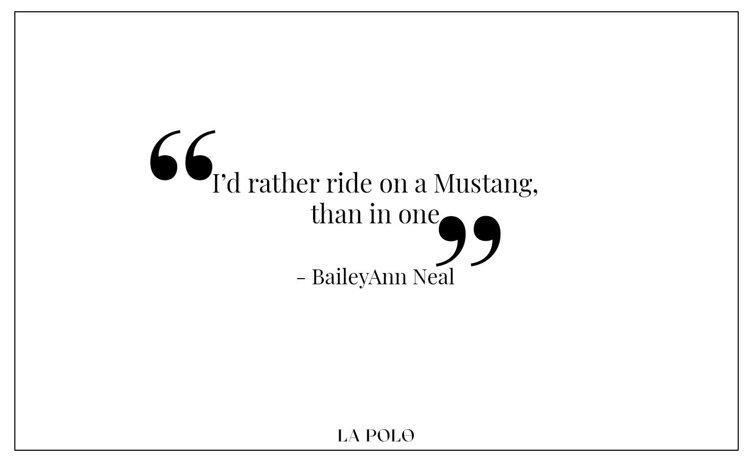 BaileyAnn Neal quotes