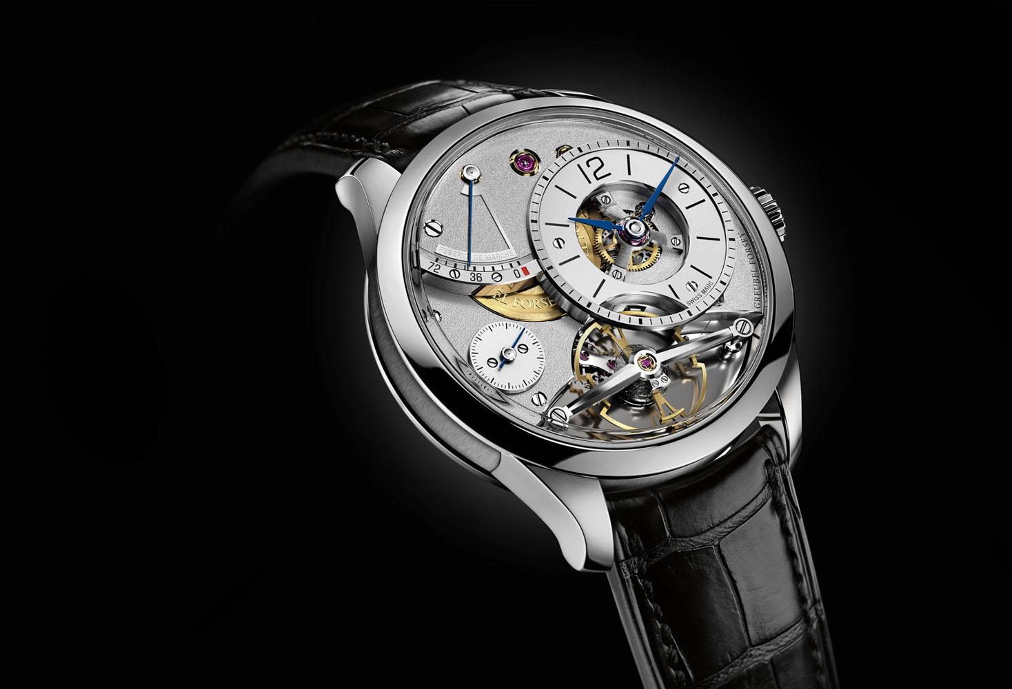 Diamond Set Balancier Contemporain:Best Watches Of SIHH 2019