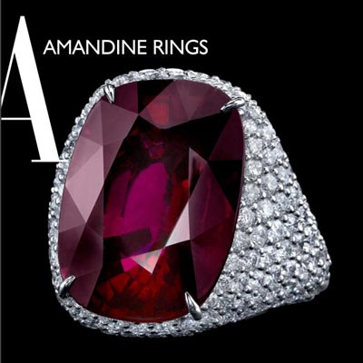 Baselworld Amandine Rings