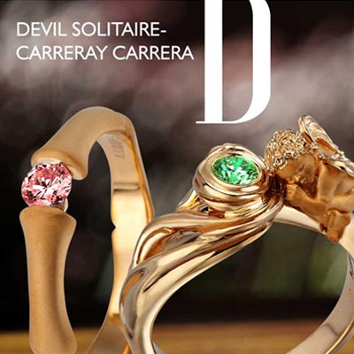 Baselworld devil Solitairs carreray