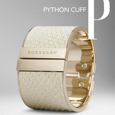 Python cuff