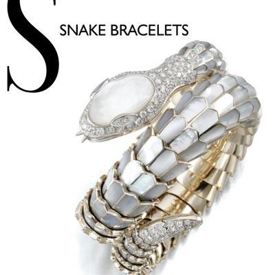 Sanke bracelets