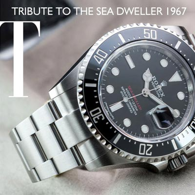 Tribute to the sea dwellers 167