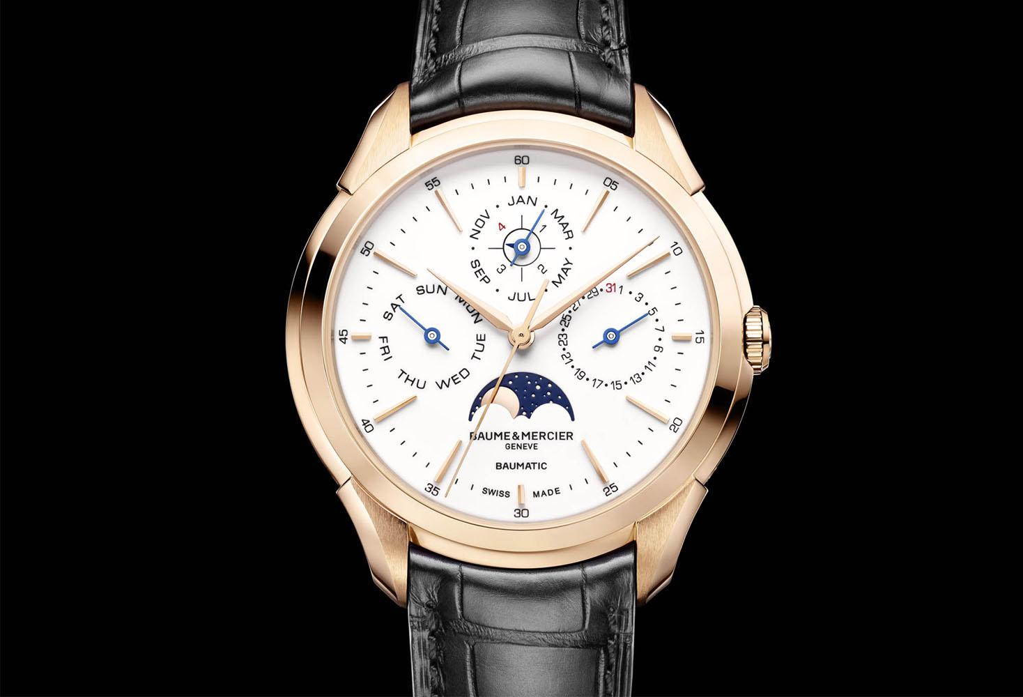 Baume-Mercier-Baumatic-Perpetual-Calendar:Best Watches Of SIHH 2019