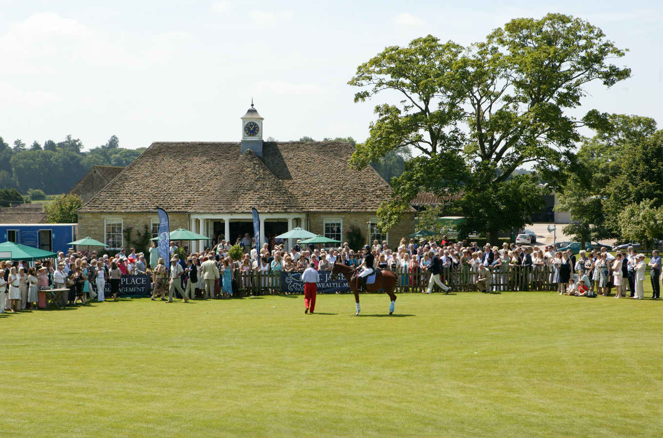 THE BEAUFORT POLO CLUB
