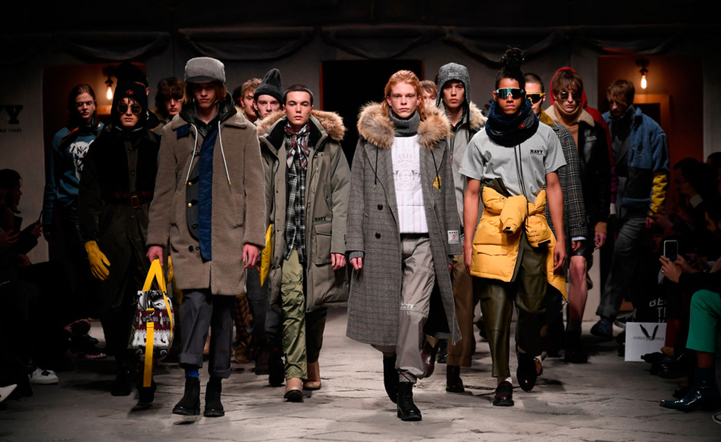 Latest And Greatest Of Menswear From Pitti Uomo : Beyond Closet
