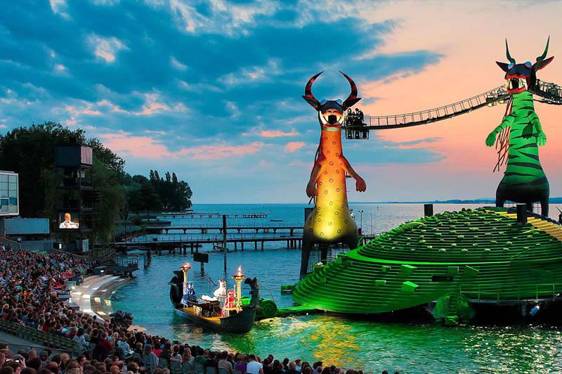 Bregenzer Festspiele event
