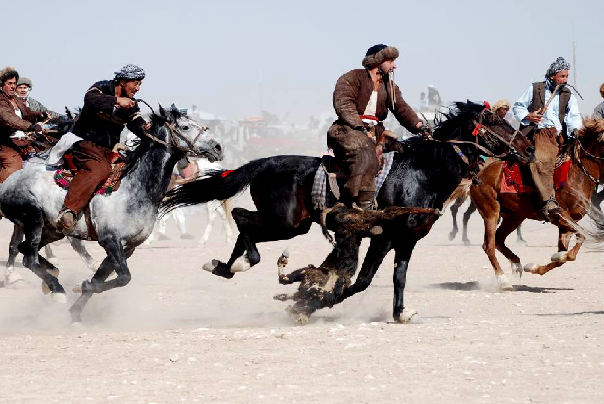 Buzkashi-in-afghanistan