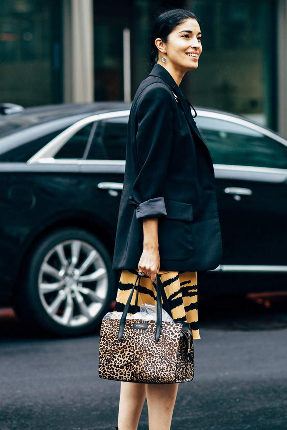 Leopard print a trend for forever and ever