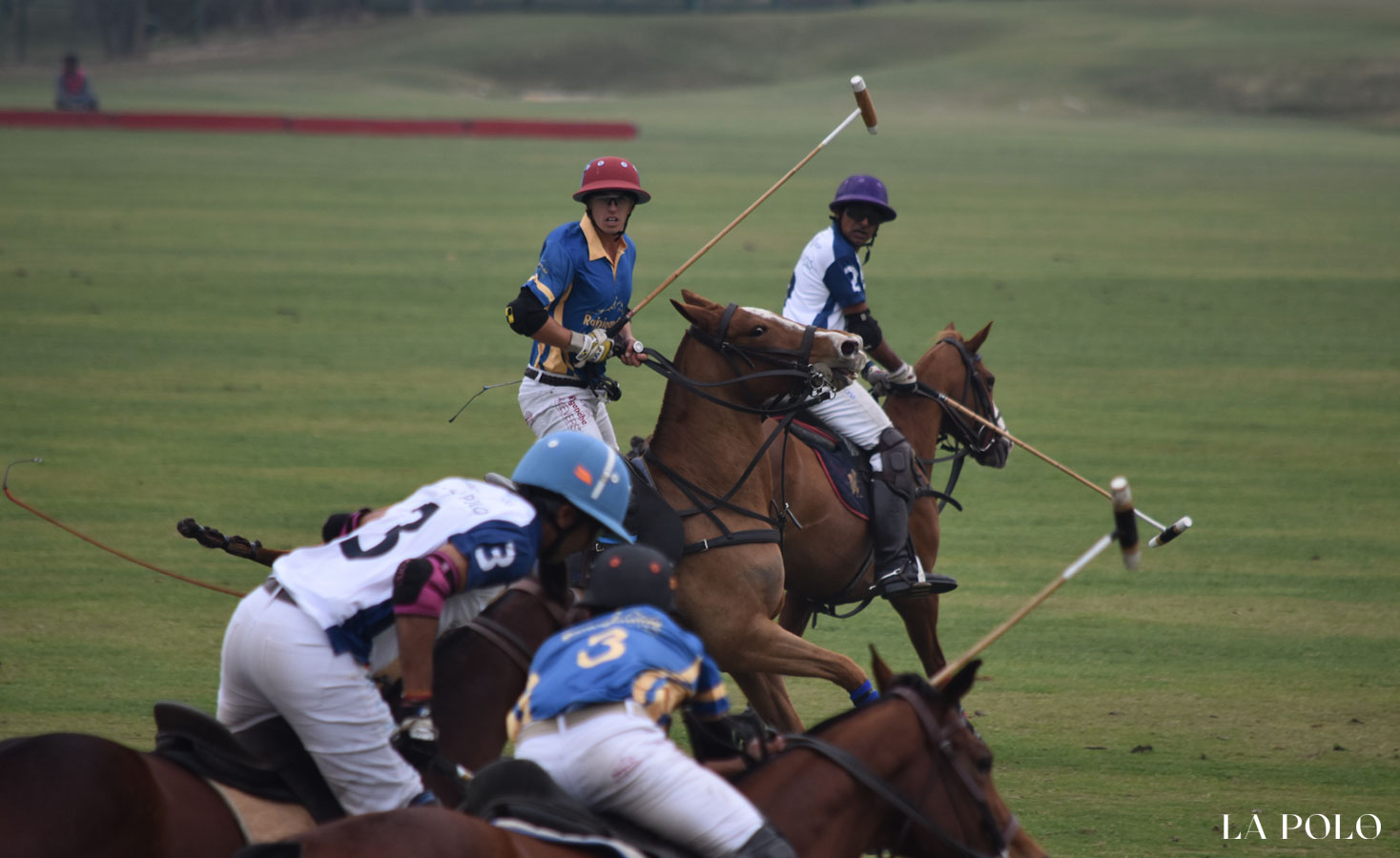 The Finals Of Cavalry Gold Cup