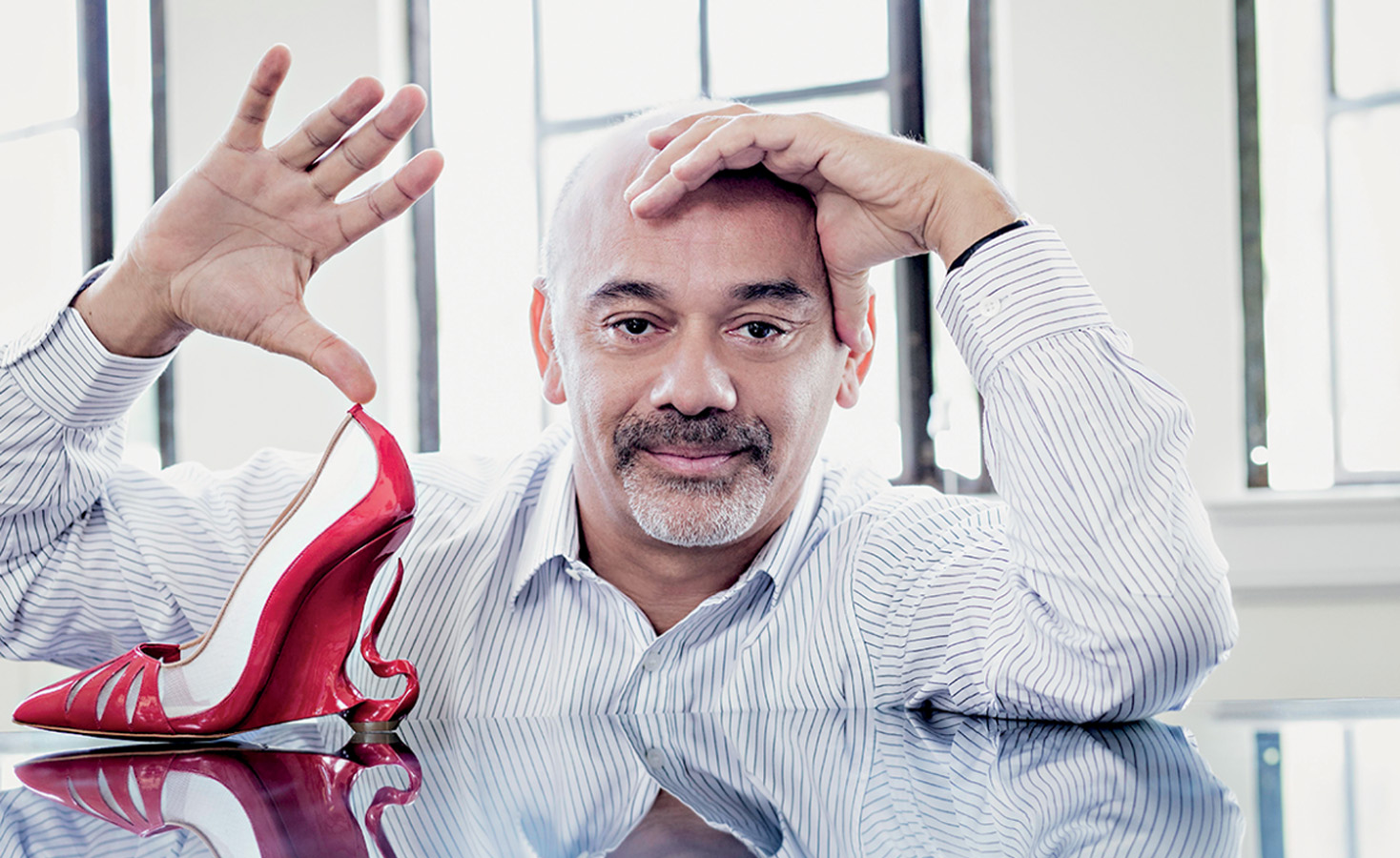 owner of christian louboutin