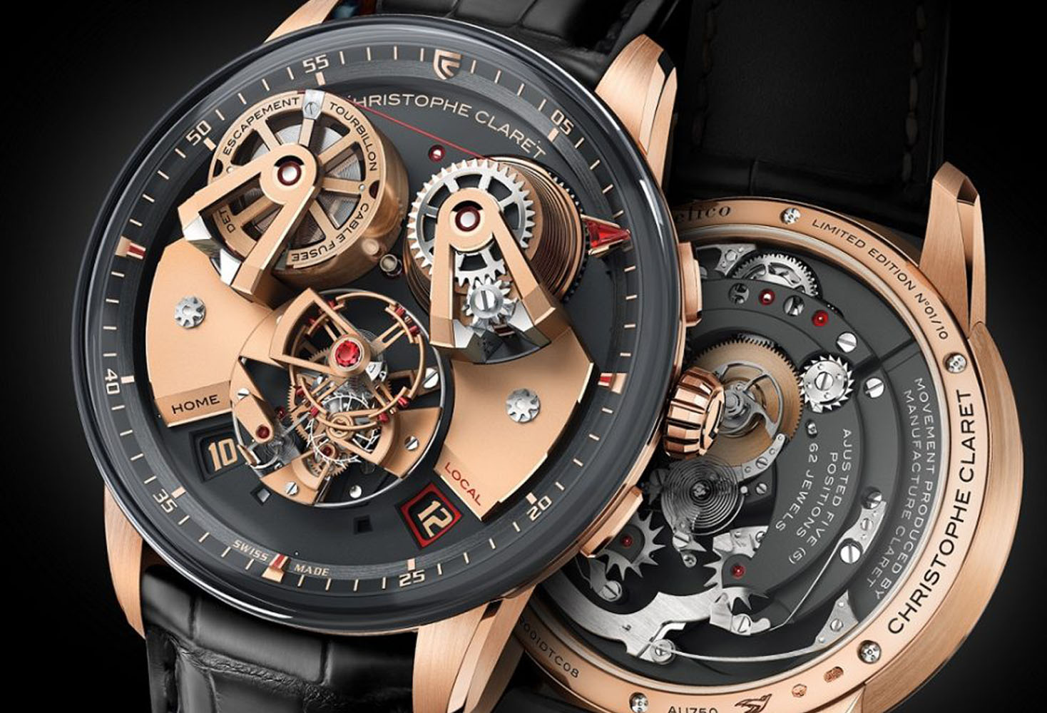 Christophe Claret Angelico:Best Watches Of SIHH 2019