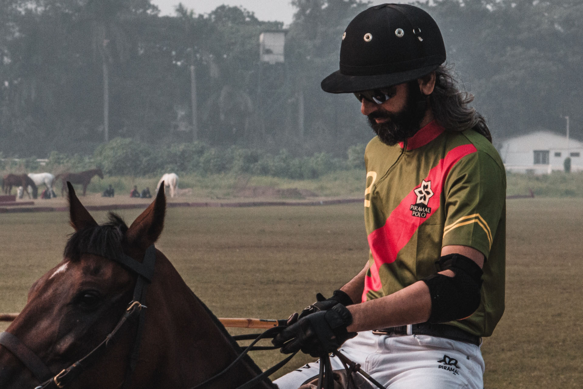 """Polo gives me sheer joy"": Harsh Piramal"