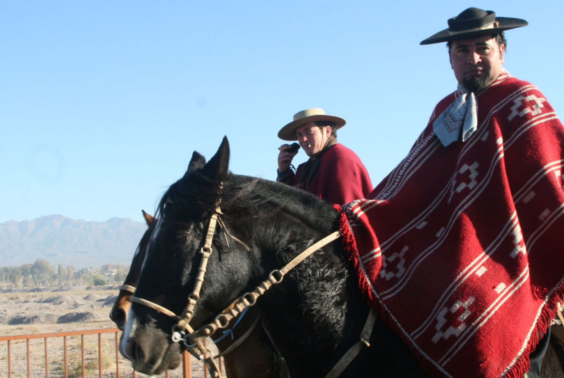 Down the ages with Argentine Gauchos