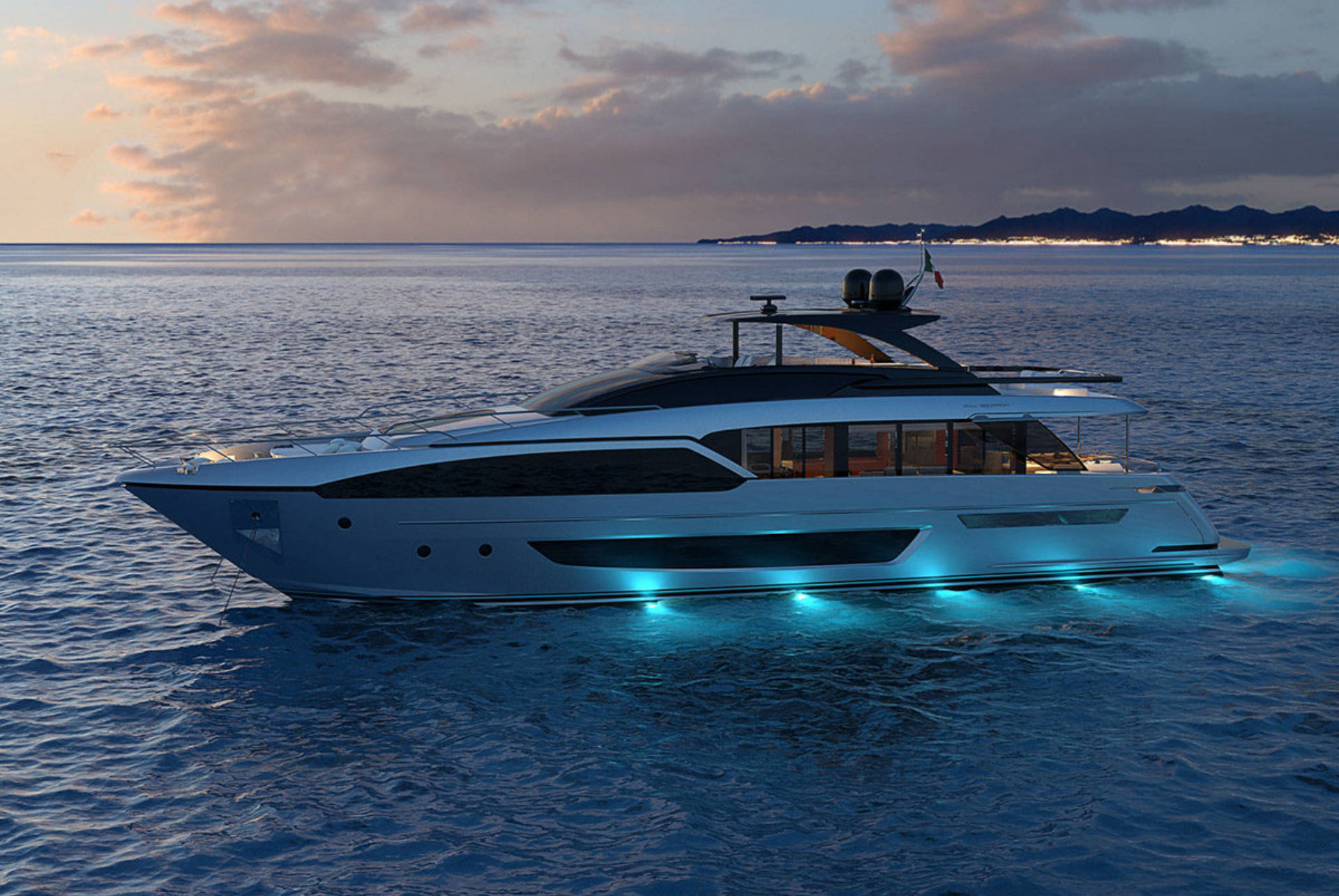 Riva 90 by Fort Lauderdale: Design unveiled
