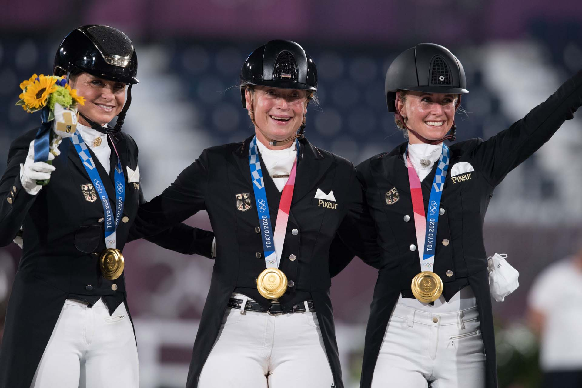 Equine sports at 2021 Tokyo Olympics