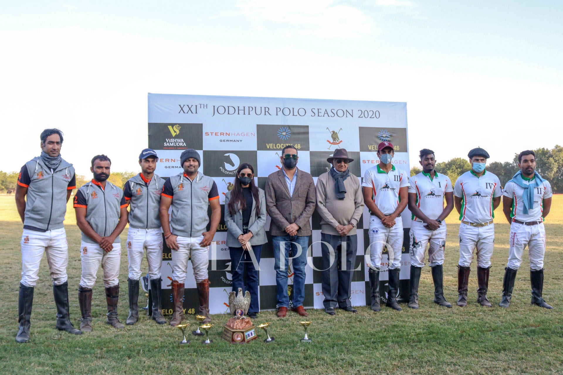 SAHARA WARRIORS OVERPOWERED KJS ACHIEVERS TO CONQUER THE POLO FACTORY MAHARAJA OF JODHPUR GOLDEN JUBILEE CUP (10 Goals) CONCLUDING AN ENTHRALLING 21ST JODHPUR POLO SEASON 2020!