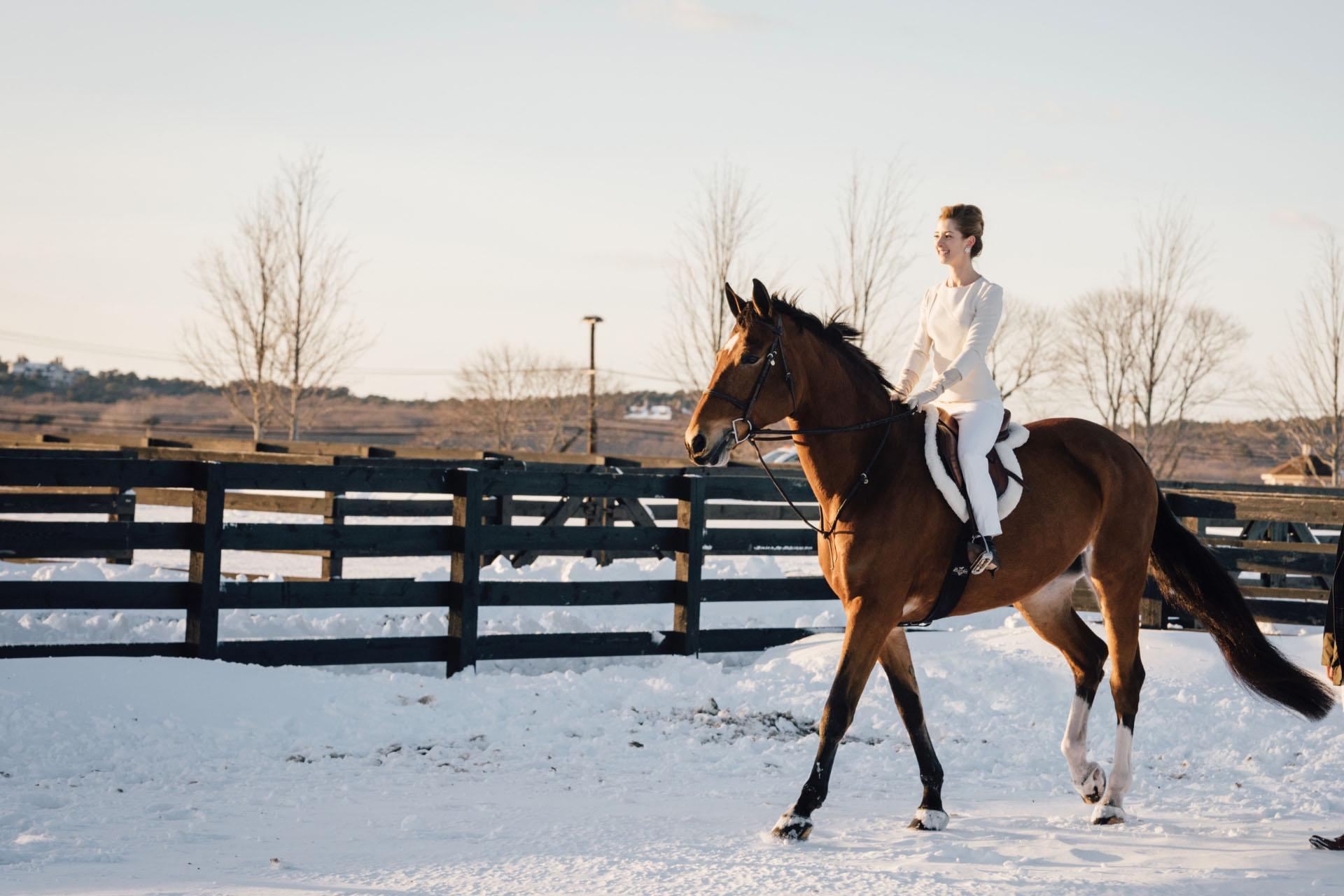 Hailey Feldman:  Influencing Women in Polo