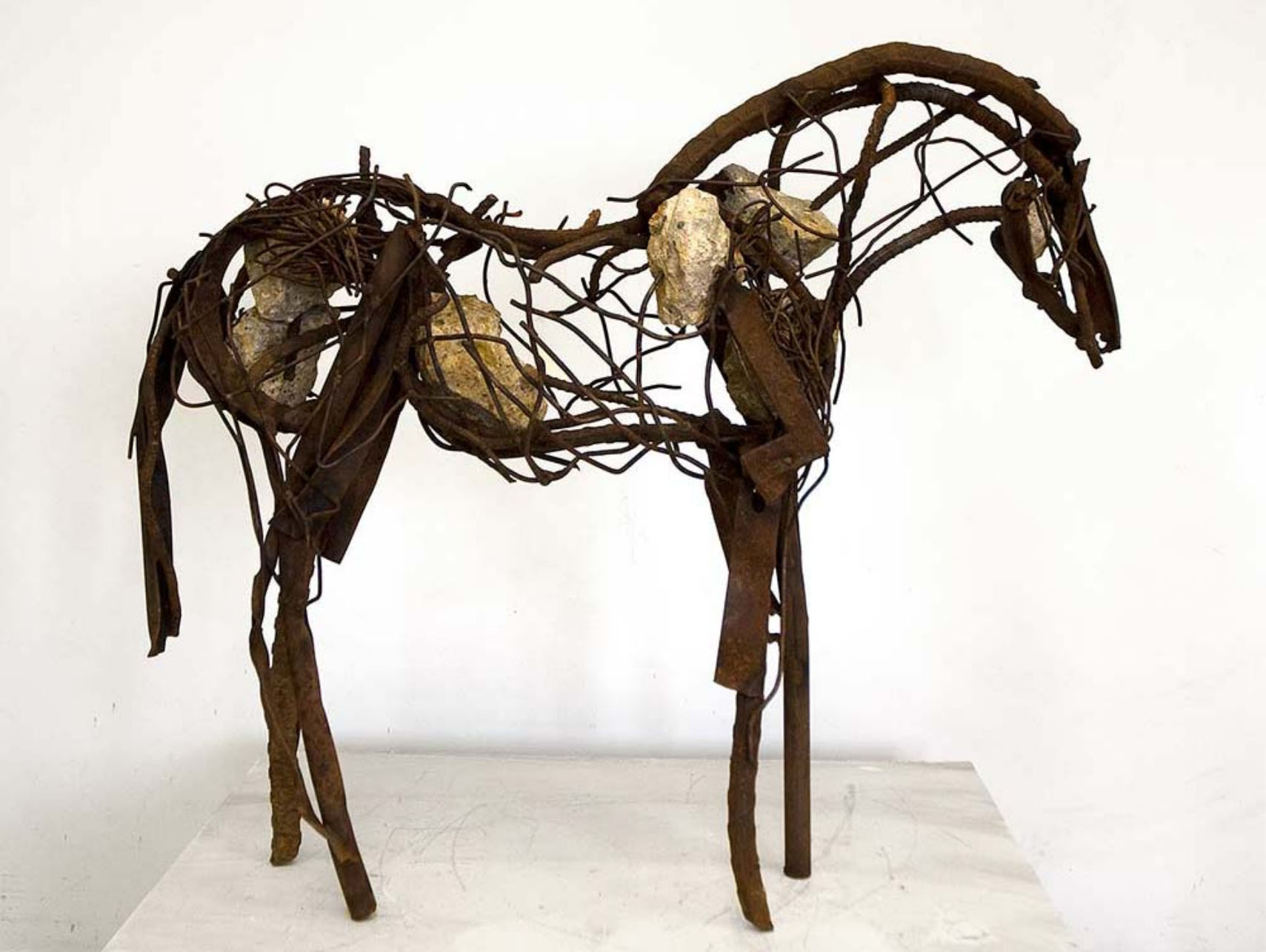 Equestrian Artists: Sculptures & Paintings