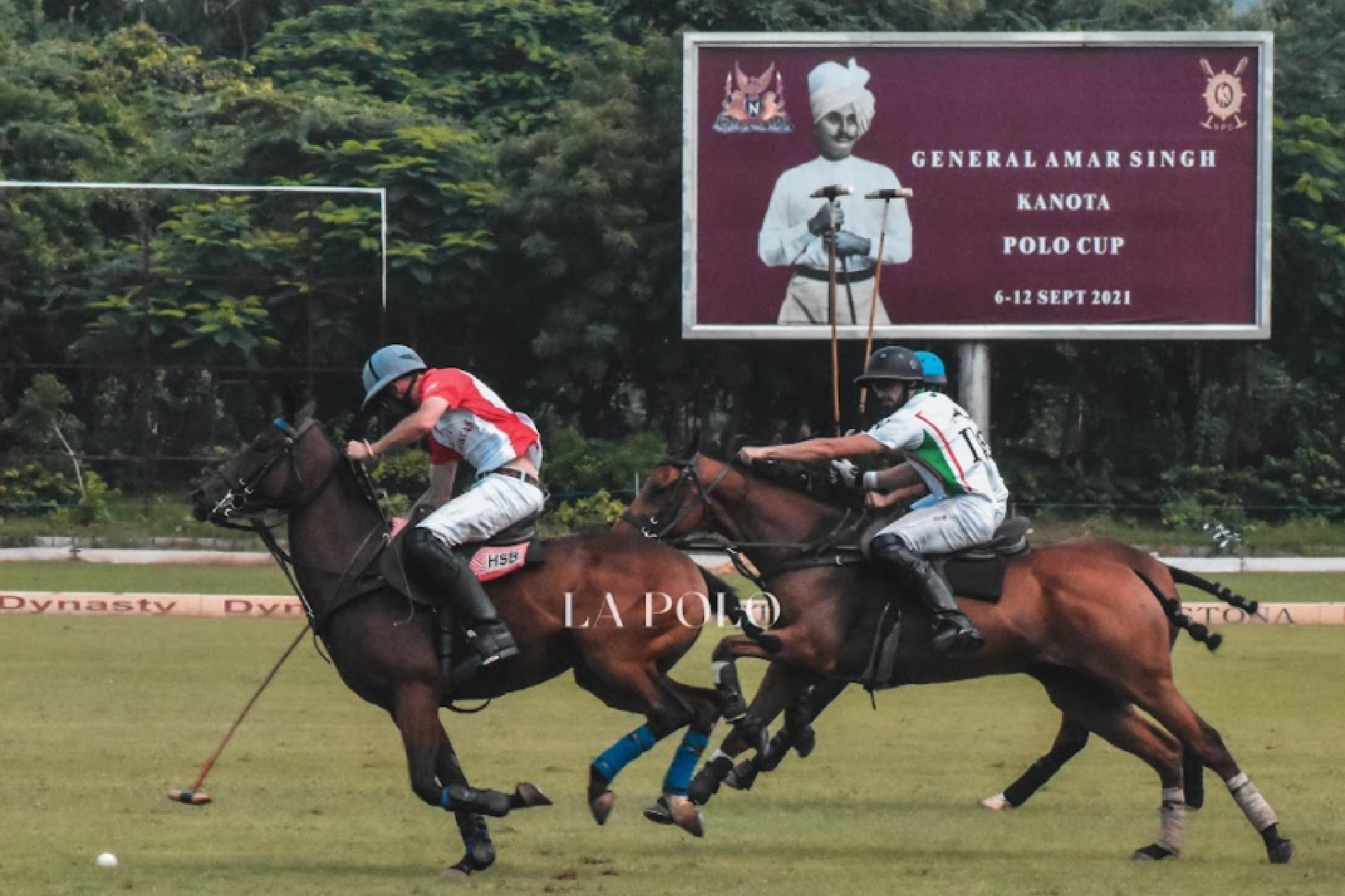 Rains, Penalty Shots and A Lot of Action At Gen Amar Singh Kanota Cup
