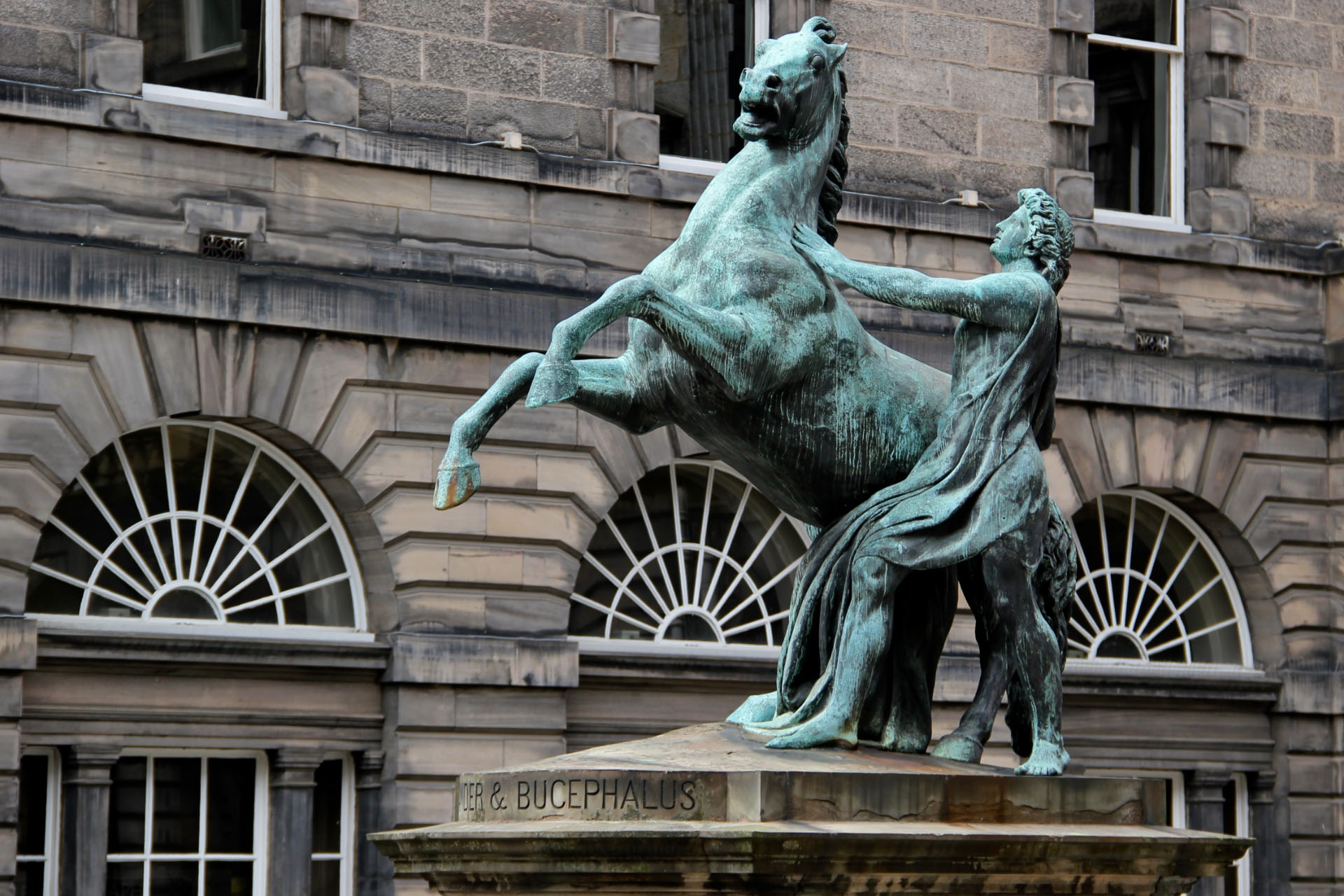 Bucephalus, Alexander's Horse