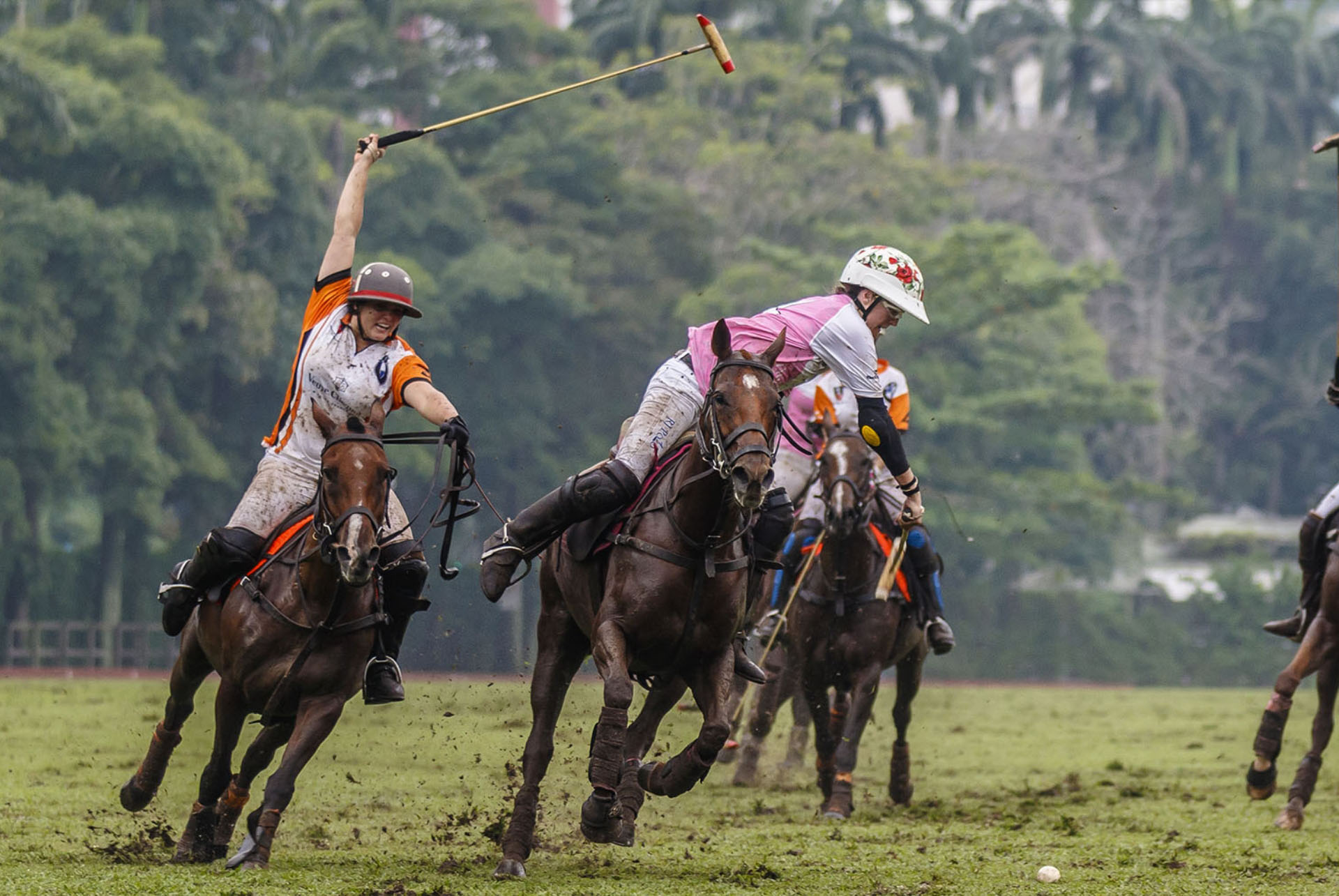 SINGAPORE POLO CLUB: Strides of Excellence